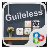 Guileless GO Launcher Theme icon