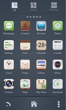 Guileless GO Launcher Theme screenshot 1