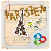 Parisien - GO Launcher Theme icon