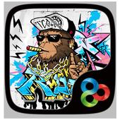 Rock Graffiti icon