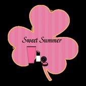 Sweet Summer Go Launcher icon
