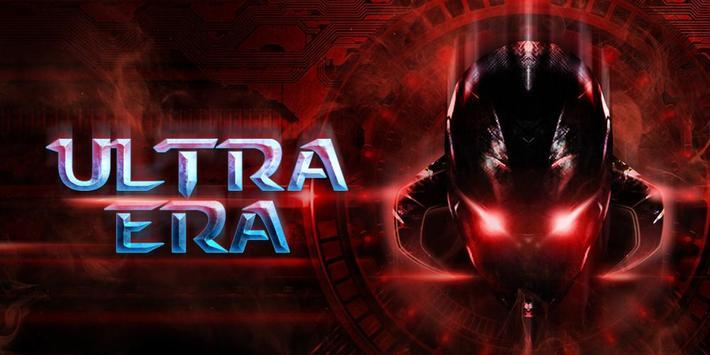 Ultra Era GO Launcher Theme apk screenshot