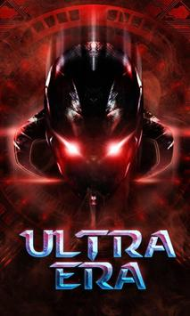 Ultra Era GO Launcher Theme poster