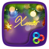 (FREE) X'mas GO Launcher Theme icon