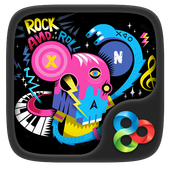 Music City GO Launcher Theme icon