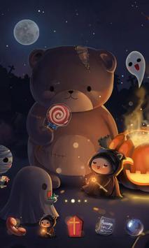 Magic Eve GO Launcher Theme poster