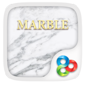 Marble GO Launcher Theme icon