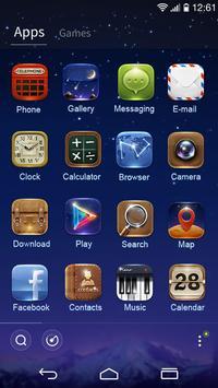 MeteorShower GO Launcher Theme screenshot 3