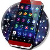 Modern Launcher Theme icon