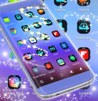 Neon 3d Launcher screenshot 3