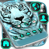 Neon Tiger Theme icon
