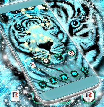 Neon Tiger Theme screenshot 4