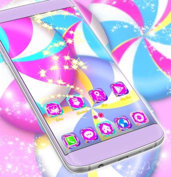 New Lollipop Launcher Theme screenshot 2
