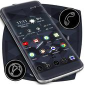 Black Icons Free icon
