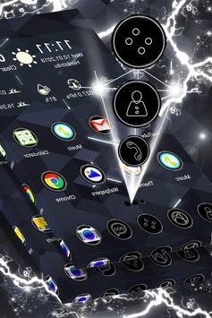 Black Icons Free screenshot 1