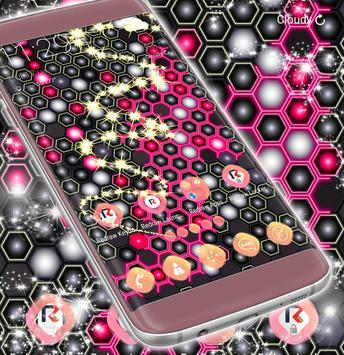 Black Neon Theme New screenshot 4