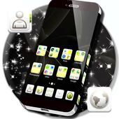 Black Screen Launcher icon