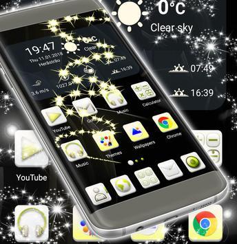 Black Screen Launcher screenshot 4
