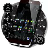 Black Themes Launcher icon