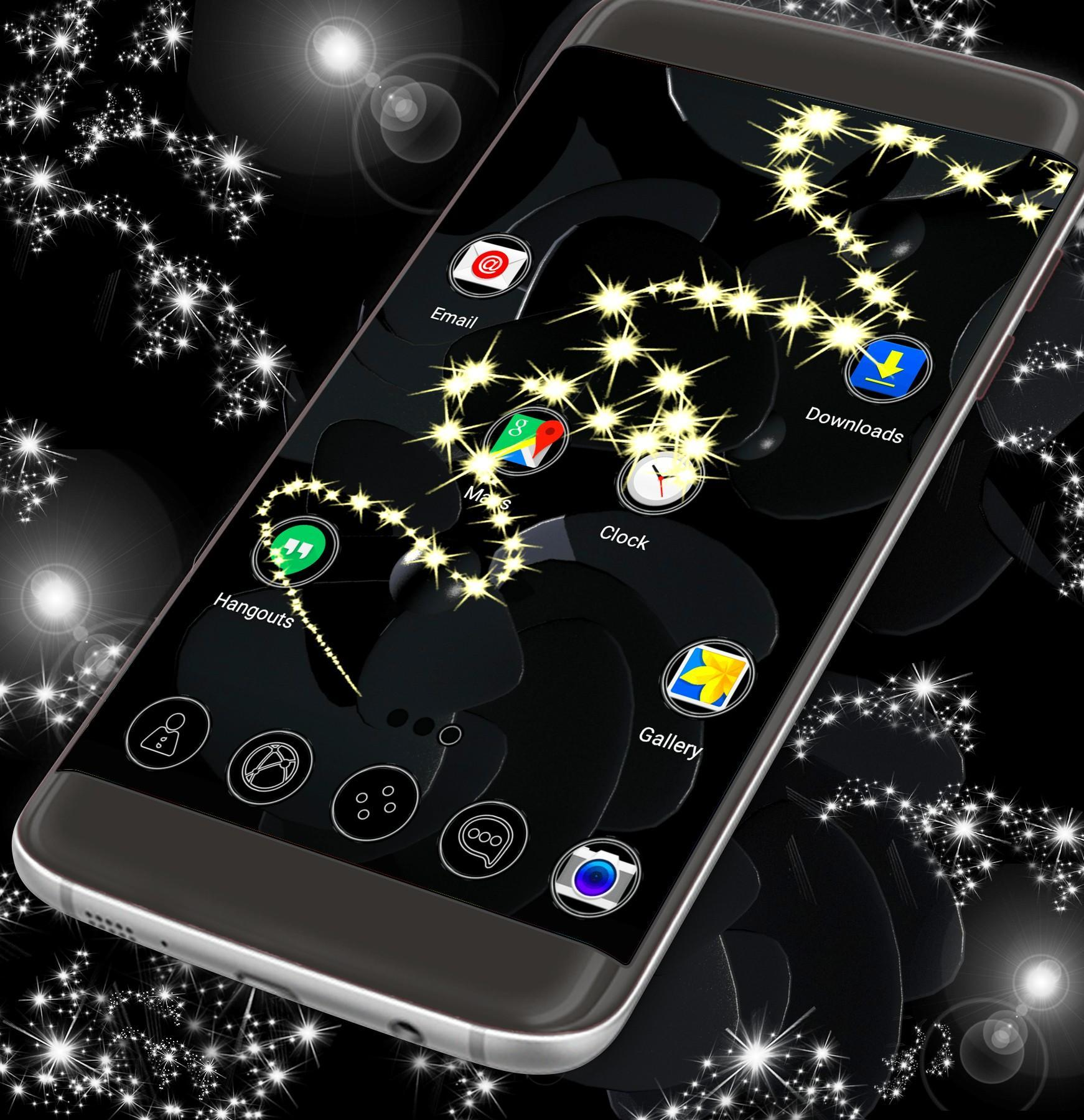 Black Themes Launcher for Android - APK Download