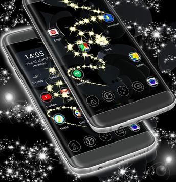 Black Themes Launcher screenshot 1