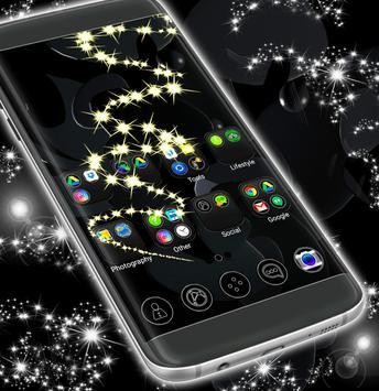 Black Themes Launcher screenshot 2