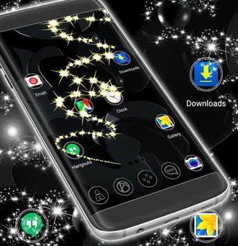 Black Themes Launcher screenshot 3