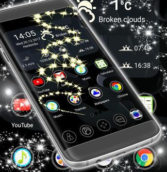 Black Themes Launcher screenshot 4