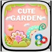 Cute garden GO Launcher Theme icon