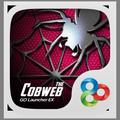 Cobweb GO Launcher Theme