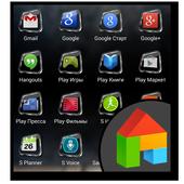 Crystal Dodol Theme icon