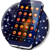 Mobile Theme for Launcher icon