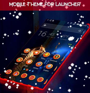 Mobile Theme for Launcher apk screenshot