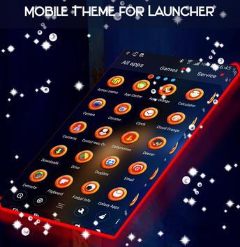 Mobile Theme for Launcher screenshot 3