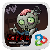 Zombie GO Launcher Theme icon