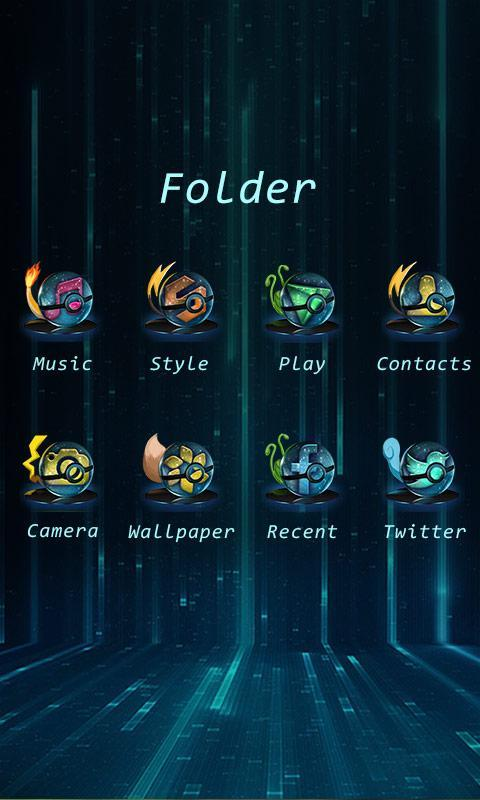 Elf Go Launcher Theme For Android Apk Download