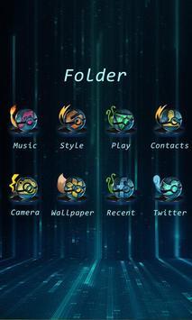 Elf GO Launcher Theme screenshot 3