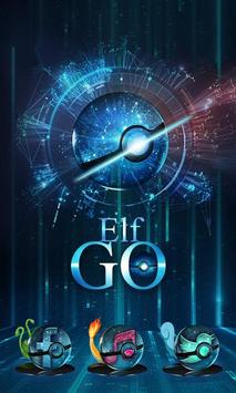 Elf GO Launcher Theme poster