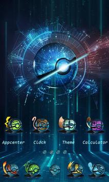 Elf GO Launcher Theme screenshot 1