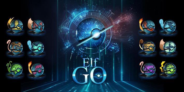 Elf GO Launcher Theme screenshot 4