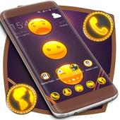 Emoji 2018 Launcher Theme icon