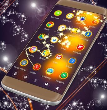 Emoji 2018 Launcher Theme poster