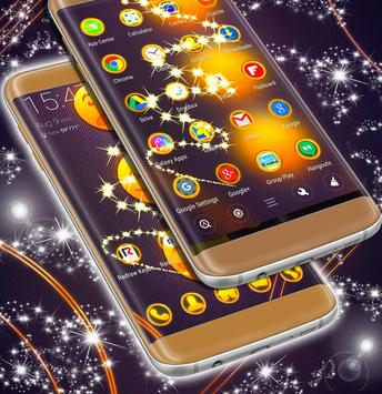 Emoji 2018 Launcher Theme screenshot 1