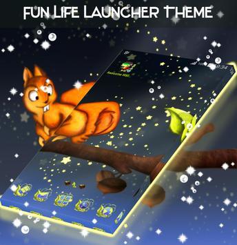 Fun Life Launcher Theme screenshot 2