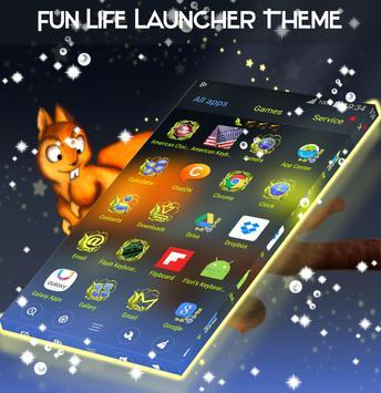 Fun Life Launcher Theme screenshot 3