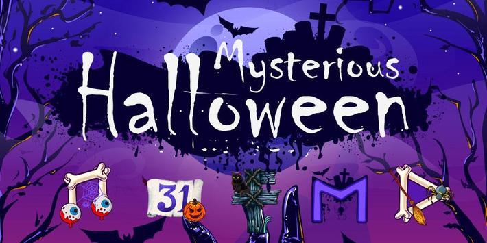 Mysterious Halloween GO Launcher Theme screenshot 4