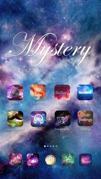 Mystery GO Launcher Theme apk screenshot