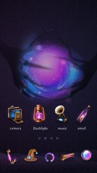 Magic World GO Launcher Theme apk screenshot