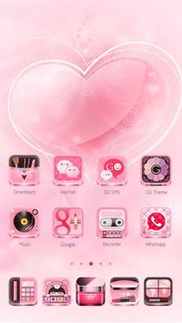 Make-up Case GO Launcher Theme apk screenshot