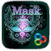 Mask Go Launcher Theme icon